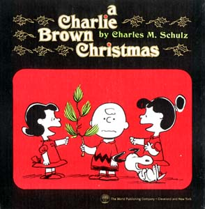 FOR SALE- A Charlie Brown Christmas - First Edition  Hard Cover  1st Printing, 1965 edition - A Charlie Brown Christmas - Click For More Info